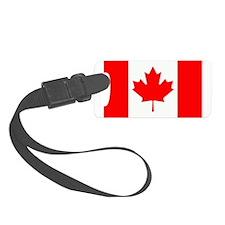 Canada Flag Gifts Luggage Tag
