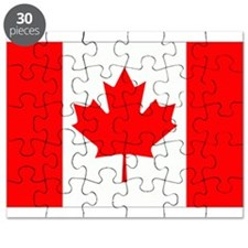 Canada Flag Gifts Puzzle