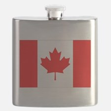 Canada Flag Gifts Flask