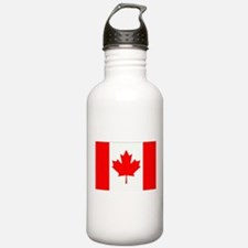 Canada Flag Gifts Water Bottle
