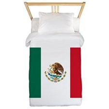 Meican flag gifts Twin Duvet