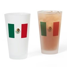 Meican flag gifts Drinking Glass
