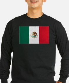 Meican flag gifts Long Sleeve T-Shirt