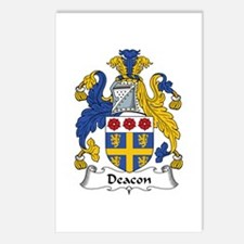 Deacon Postcards (Package of 8)