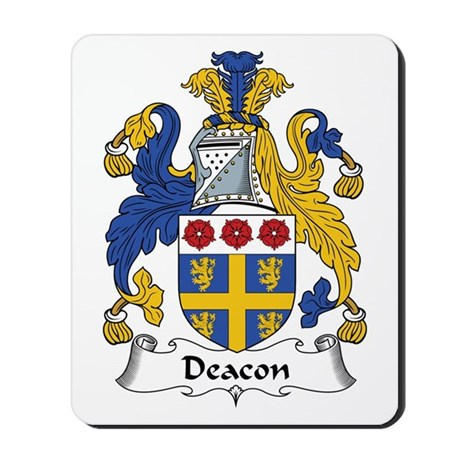 Deacon Mousepad