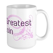 World's Greatest Cousin Mug