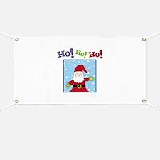Ho! Ho! Ho! Banner