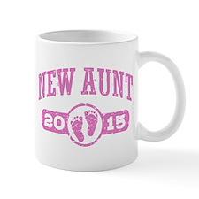 New Aunt 2015 Mug