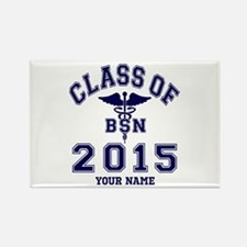 Class Of 2015 BSN Rectangle Magnet (10 pack)