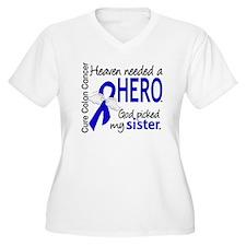 Colon Cancer Heav T-Shirt