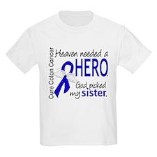 Colon Cancer HeavenNeededHero1. T-Shirt