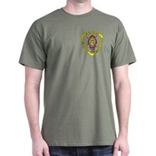 2nd Battalion 10th Marines T-Shirt