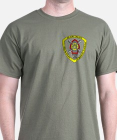 2nd Battalion 10th Marines T-Shirt