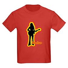 Silhouettes Rocker T