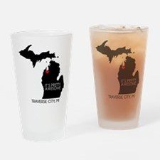 Traverse City - Drinking Glass