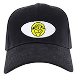Funny Anti Smoking Sign Baseball Cap