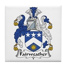 Fairweather Tile Coaster