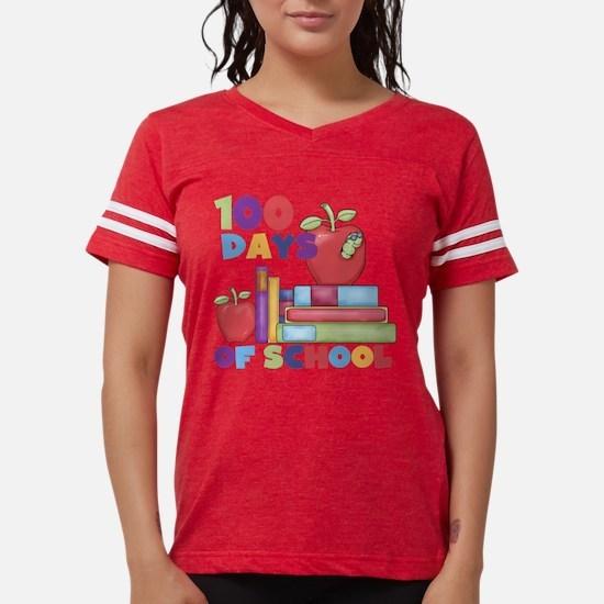 Books 100 Days T-Shirt