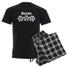 Boxer Dad Pajamas