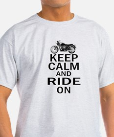 Cute Triumph motorcycles T-Shirt