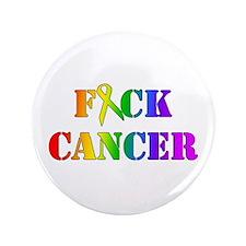 "Cute Cancer 3.5"" Button (100 pack)"