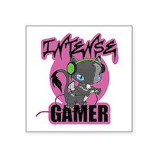 Intense Gamer Sticker