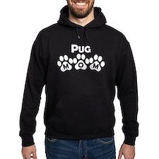 Pug Mom Hoodie