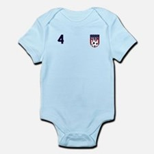 USA soccer 4 Body Suit