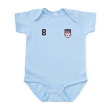 USA soccer 8 Body Suit