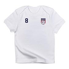 USA soccer 8 Infant T-Shirt