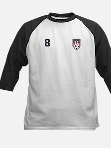 USA soccer 8 Baseball Jersey