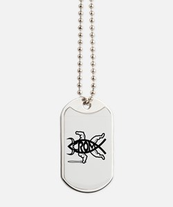 Crom Ichthus Dog Tags