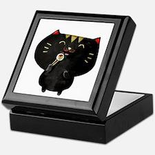 Black Sushi Cat Keepsake Box