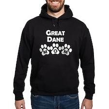 Great Dane Mom Hoody