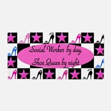 Fun Social Work Beach Towel
