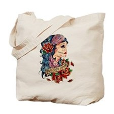 Tattoo Tote Bag