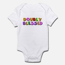 Doubly blessed Infant Creeper