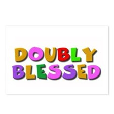 Doubly blessed Postcards (8)
