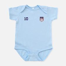 Custom USA Soccer T-Shirt Jersey Body Suit