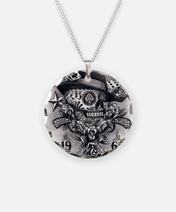 Tattooed Necklace