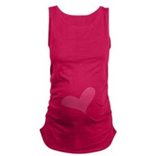 Big Heart.png Maternity Tank Top