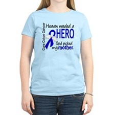 Colon Cancer HeavenNeededHer T-Shirt