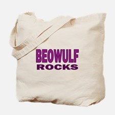 Beowulf Rocks Tote Bag