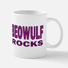 Beowulf Rocks Small Small Mug