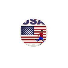 USA soccer Mini Button (10 pack)