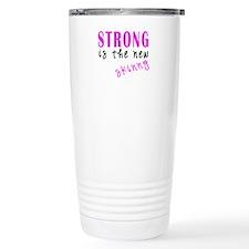 Strong Is The New Skinny light Travel Mug