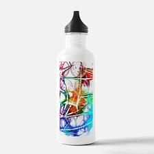 Funny Acrylic Water Bottle