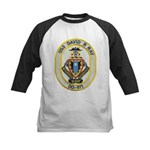 USS DAVID R. RAY Kids Baseball Jersey