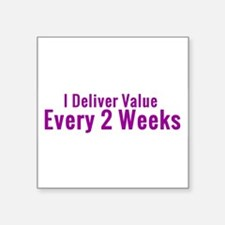 ValueEvery2Weeks.fw Sticker