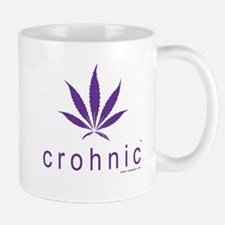 Crohnic - Cure for Crohns - Print Lights Mugs